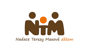 logo Nadace Terezy Maxové dětem